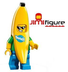 LEGO MINIFIGURES SERIES 16 71013 Banana Guy