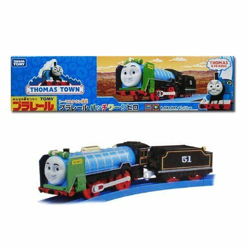 TOMY Thomas Plarail Limited Vehicle Patchwork Hilo Thomas the Tank Engine Japan