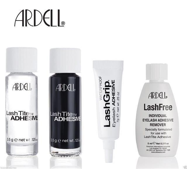 Ardell LashTite Eyelash Lash Adhesive Best Waterproof Strong False Eyelash Glue