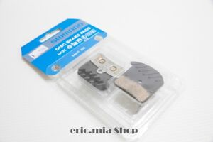 SHIMANO H03C SAINT AND ZEE RESIN COMPOUND DISC BICYCLE BRAKE PADS W// SPRING