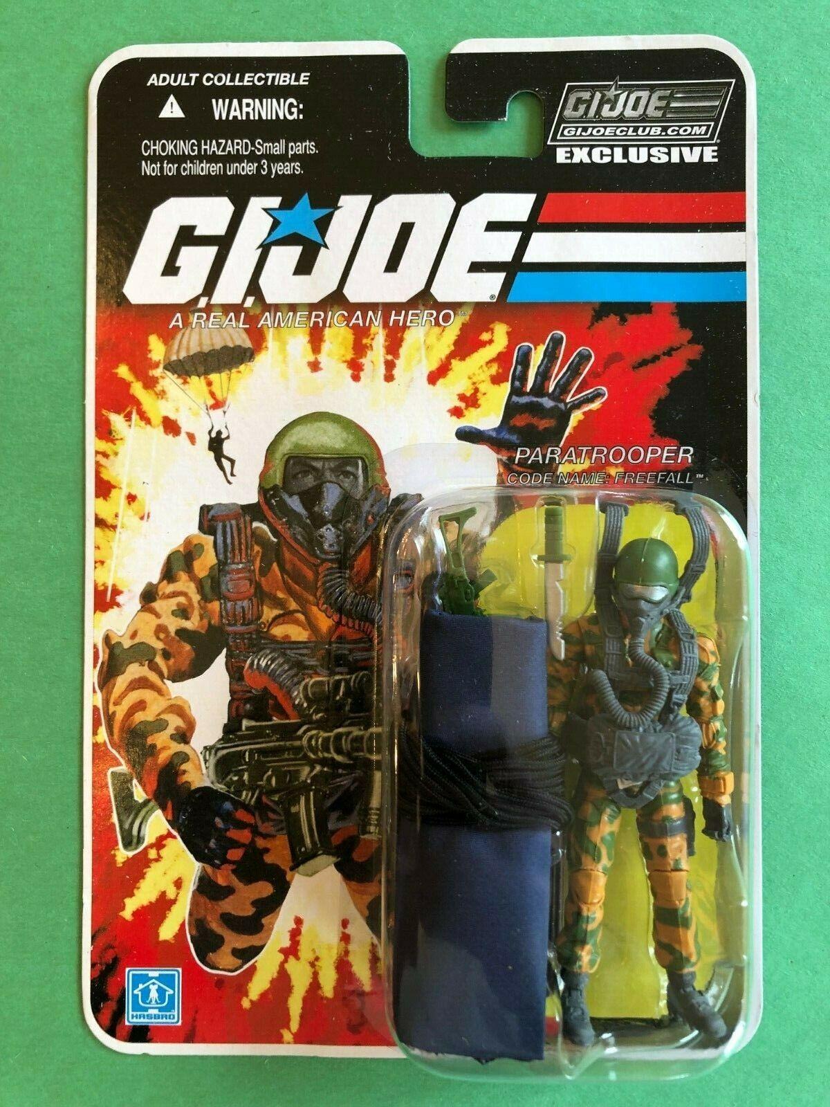 GI Joe Collectors Club Convention Jocon Exclusive gratuitoftutti