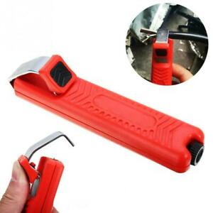 Self-Adjusting Wire Stripper for Cable Wire Copper Cutter Pliers Crimping Tool