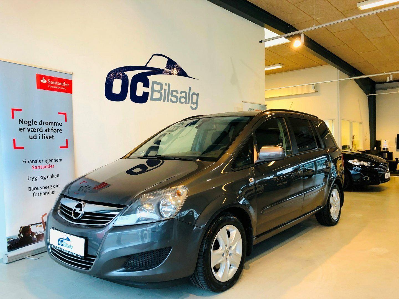Opel Zafira 1,6 16V 115 Classic 5d