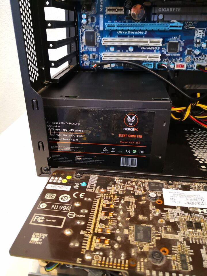 Andet mærke, 3,3 Ghz, 12 GB ram