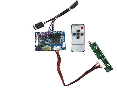 LCD LED Controller Driver Board kit for N173FGE-L21 HDMI+DVI+VGA 1600×900