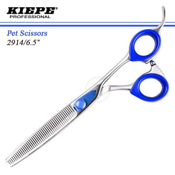 Scissors thinning for animals Kiepe Pet 2914 6.5 . Premium Quality