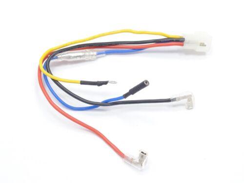 Novo Nitro Rustler cablagem Glow Plug Wire Ez Start TRA4579