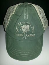 Polo ralph lauren baseball cap  Camp sentinel rock south landing prl nwt