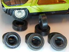 8 pneus urethane AR Carabo JOUEF