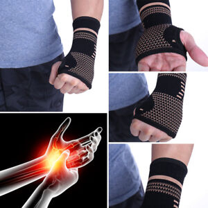 Copper-Hands-Arthritis-Gloves-Therapeutic-Compression-Brace-Hand-Pain-Relief