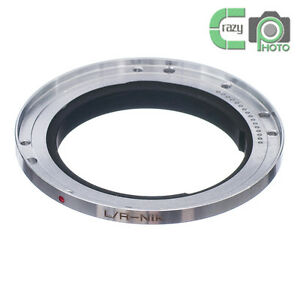 LR-AI-Leica-R-L-R-Lens-to-Nikon-F-Mount-Adapter-Ring-D3X-D4-D90-D600-D800-D3200