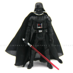Star-Wars-2005-Darth-Vader-collect-3-75-039-039-Action-Figure-hasbro-toy