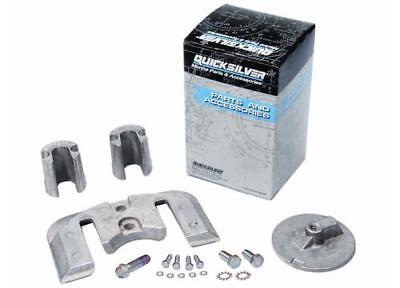 Quicksilver Anodensatz Aluminium MerCruiser Bravo II III für Salzwasser