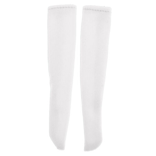New Pair of Cotton Long Socks Stockings for 12/'/' Blythe Doll Clothing