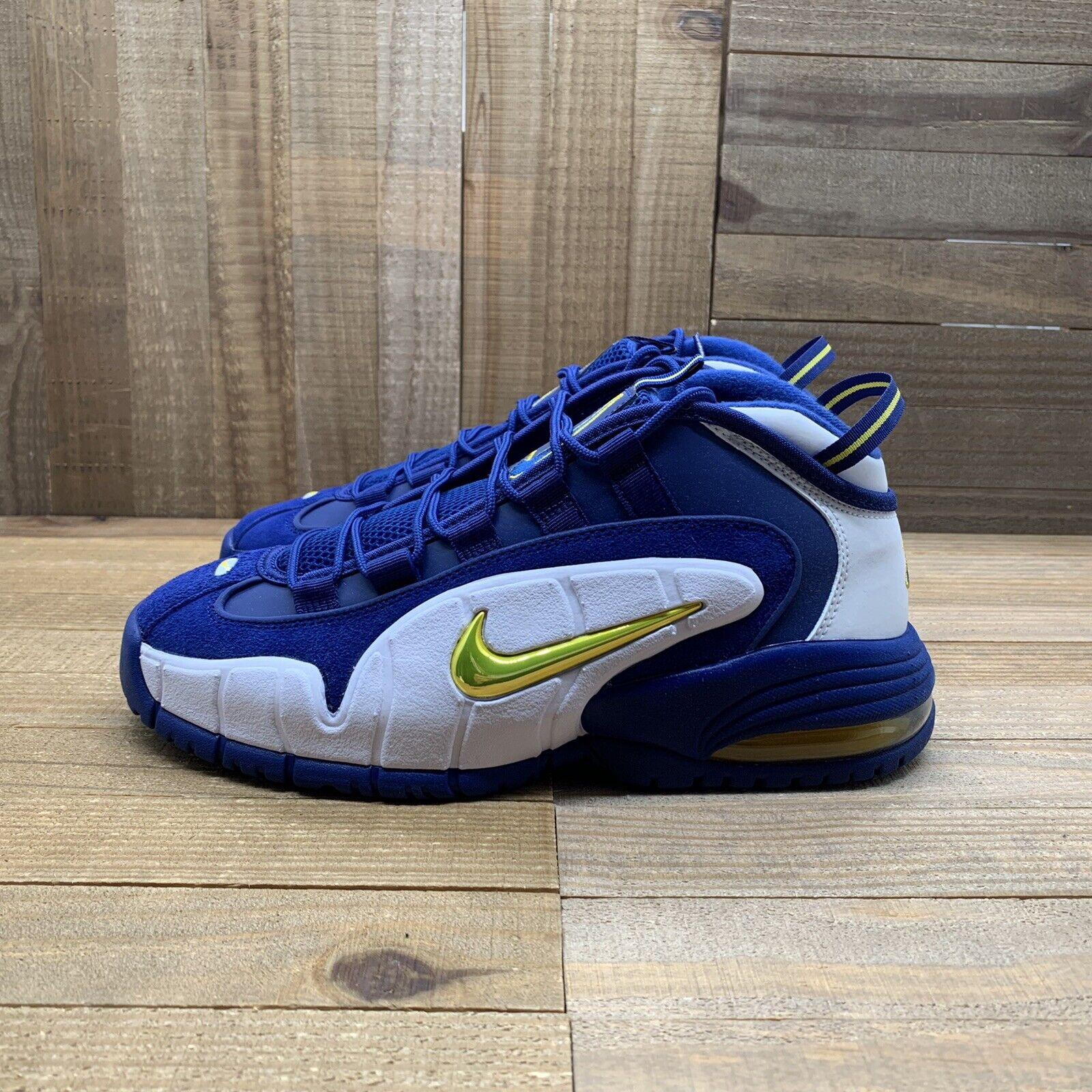 Nike Air Max Penny Warriors Sz 10.5 100