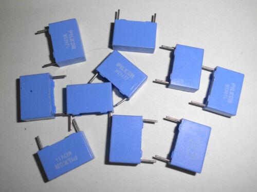 10 KP MKP Kondensatoren 12nF 630V Rastermaß: 6 x 2,54 mm Pilkor WK9629