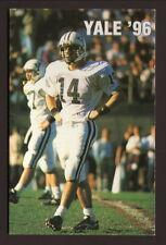 1996 Yale Bulldogs Football Schedule--Starter