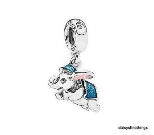 b3bf7657b PANDORA Disney Flying Dumbo Elephant Charm Bracelet Bead #792124enmx ...