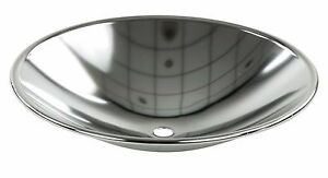 Large Parabolic Reflector Precision Polished Mirror With