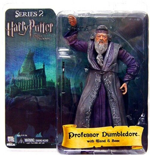 Harry Potter The Order of the Phoenix Series 2 Albus Dumbledore Action Figure