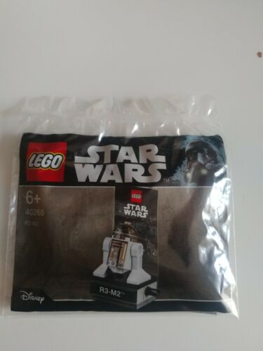 LEGO 40268 Star Wars R3-M2 Droid Polybag Brand New Sealed