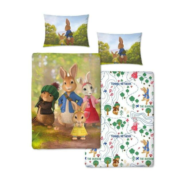 Funda Nordica Underground.Bedding Linens Peter Rabbit Junior Bed Duvet Set Beatrix Potter