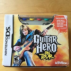 Nintendo-DS-Guitar-Hero-on-Tour-Used
