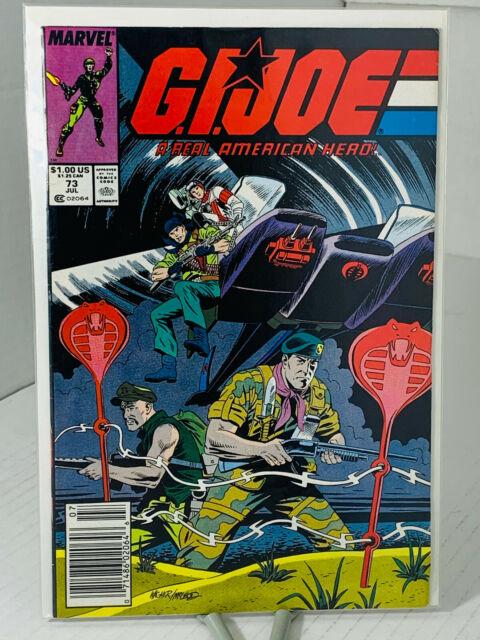Marvel G.I. Joe #73 FREE SHIPPING
