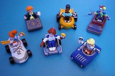 Burger King Kid Menü Spielzeug