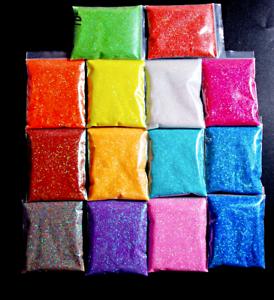 Polvo-fino-brillo-polvo-de-hadas-Pixie-Maquillaje-Nail-Art-Crafts-Cuerpo-Cabello-Barba-Hazlo-tu