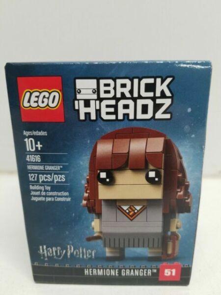 LEGO 127 Pieces LEGO Brick Headz Hermione Granger #41616