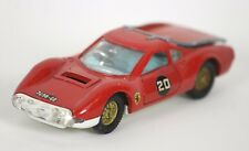 DINO FERRARI IN METAL. DINKY TOYS. ESC 1/43. REF 216. MADE IN ENGLAND.