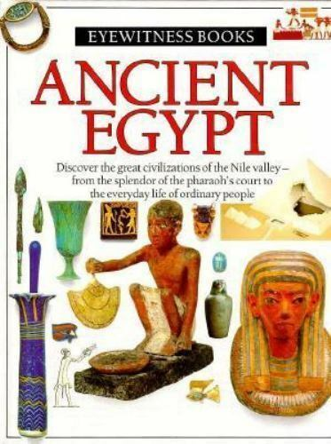 Ancient Egypt  (ExLib) by Hart, George