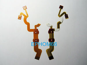 2 Pcs Lens Aperture Shutter Flex Cable For SIGMA DP1 Camera Repair ... 0f706e5411