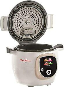 Moulinex Cookeo CE851A Robot Da Cucina Alta Pressione 6 Modalità Cottura 150