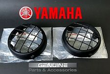Headlight Head Light Covers Guard OEM Yamaha Banshee Warrior Wolverine 350