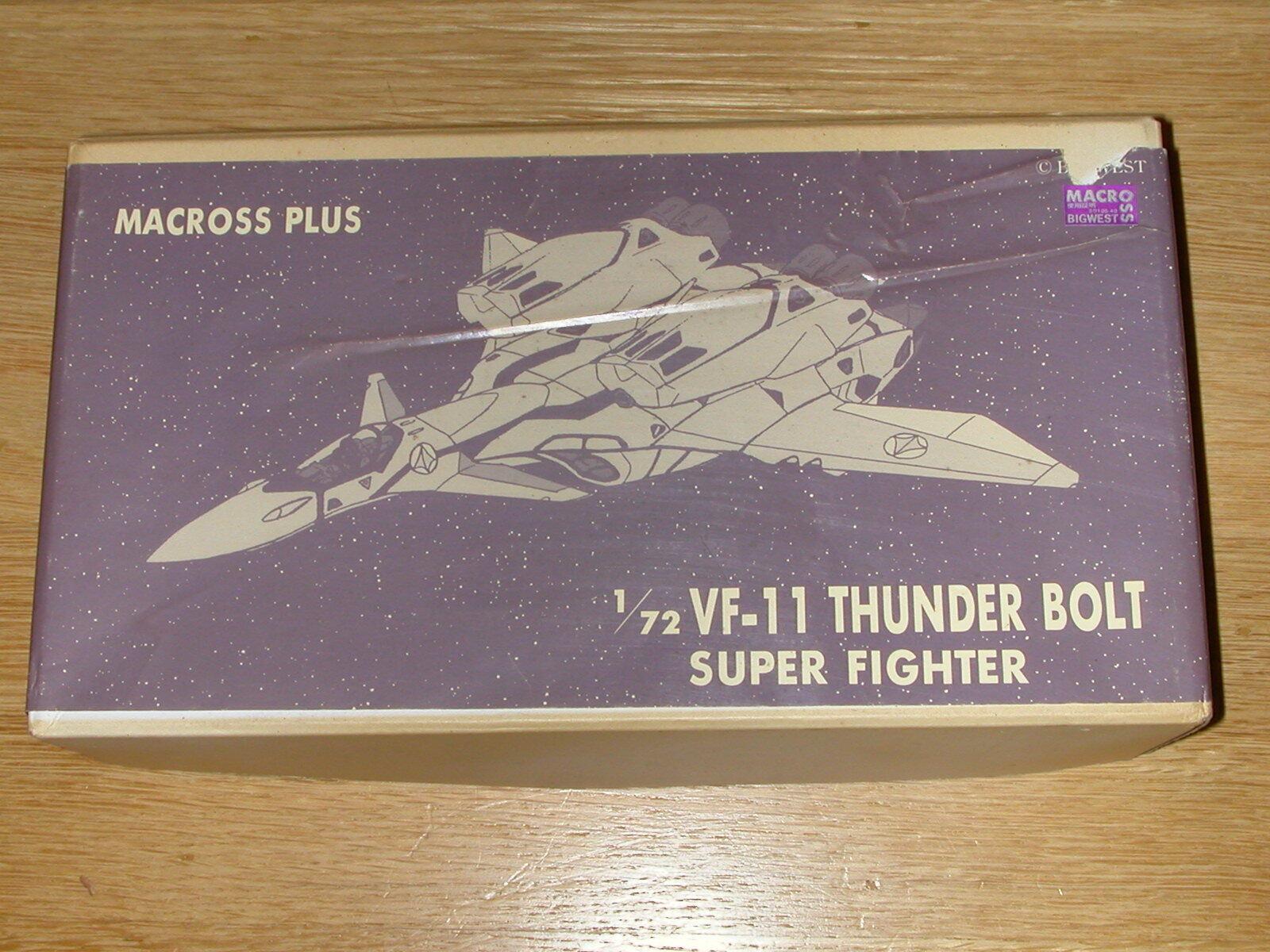 súpercaza VF - 11 peepli Valkyrie 1   72 resina (retppu) macros plus