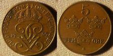 Sweden : 1939   2 Kr UNC  Some Dirt Obv    #779.2    IR4136
