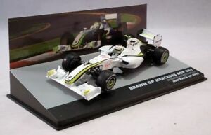 Brawn-GP-Mercedes-BGP-001-Barrichello-P3-Australia-GP-2009-F1-coches-1-43