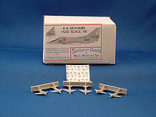 Starfighter Models 1/500 A-4 SKYHAWK Planes for Revell Aircraft Carriers