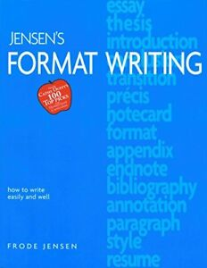 Jensen-039-s-Format-Writing-by-Frode-Jensen