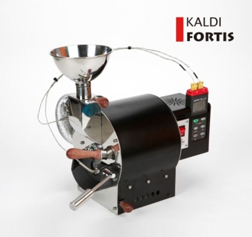 KALDI FORTIS Coffee Bean Roaster Professional for Cafe Capa 600g chaff collecter