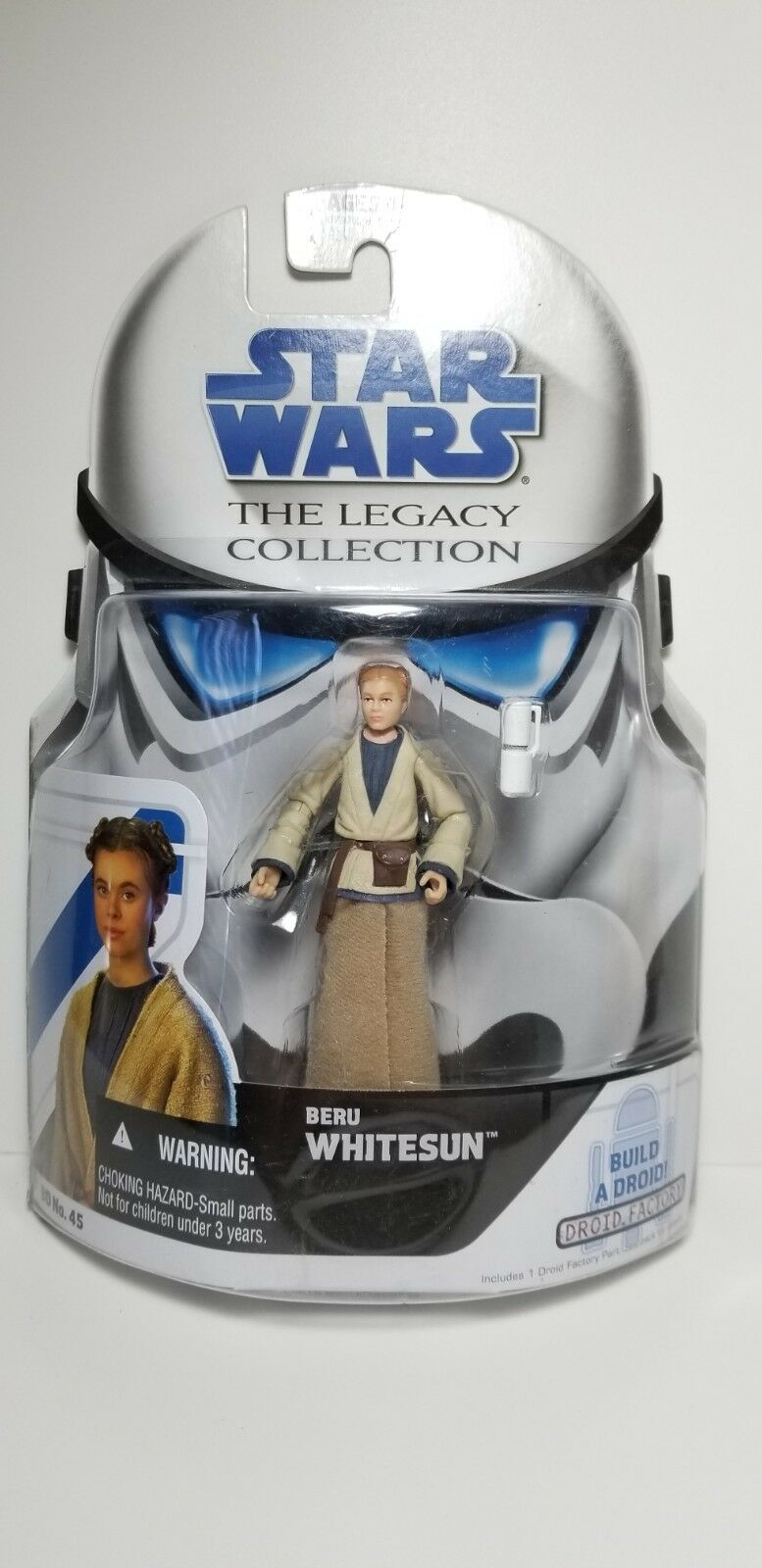 Star Wars - The Legacy Collection - Beru Whitesun (New In Box )