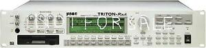 Upgrade Tuning ALL NOTES SCALE for KORG TRITON, RACK, TRITON EXTREME workstation