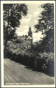 RUDOLSTADT-AK-Eilitzer-1930-40-Schloss-Heidecksburg