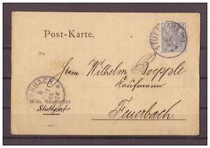 Deutsches-Reich-MiNr-68-EF-Stuttgart-nach-Feuerbach-05-05-1905