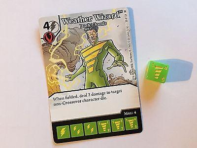 #034 Speedy Runaway Foil Green Arrow Dice Masters