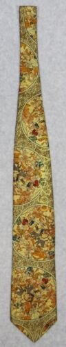 ASTROLOGY SIGNS--CONSTELLATIONS ASTRONOMY SPACE STARS Ralph Marlin Silk Necktie