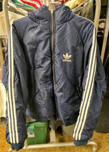 Vintage Men's Addidas Coat Reversible
