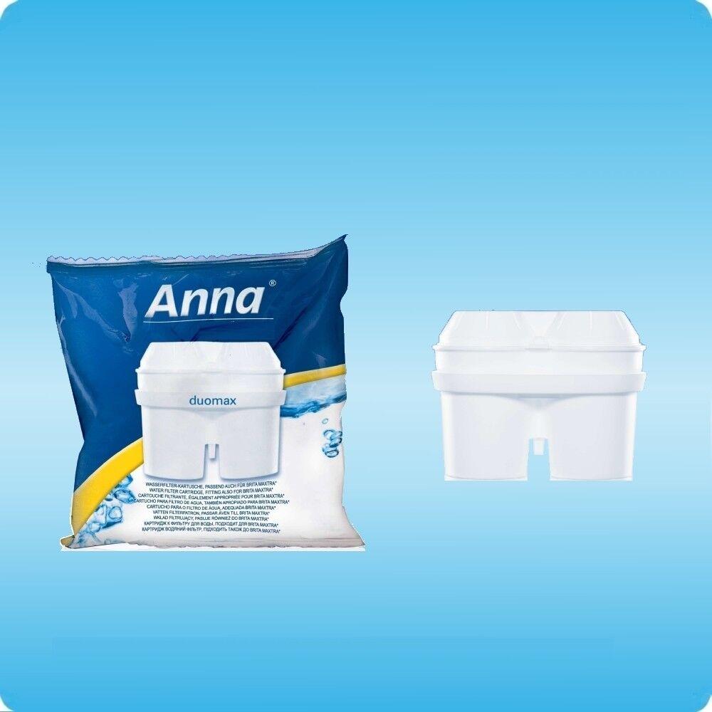 48 ANNA DUOMAX Filtre Cartouches-pour BRITA MAXTRA, BWT, pearlco unimax adapté